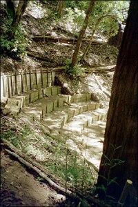 The Harrington Amphitheatre, designed by Brian Markley
