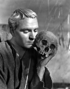 Alas, poor Yorick, he was all...uh...line?