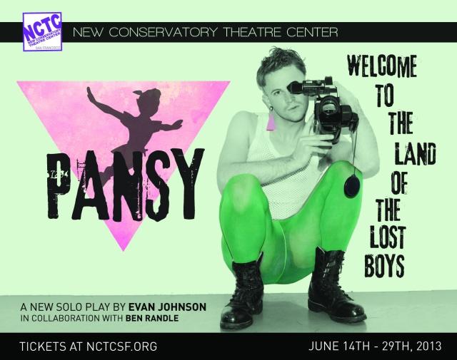 Pansy Program Print Ad