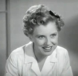 Dennie Moore as Olga in The Women from 1939 - one of Allison's absolute favorite lady-character-actor movie moments.
