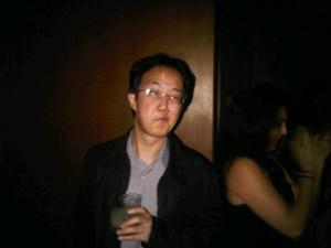 This is Sang S. Kim, David. Remember His Face.