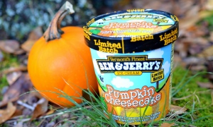 I'm thankful for you, Ben & Jerry! And this picture courtesy of theicecreaminformant.com, which is a real thing