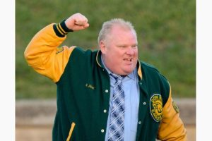 "Toronto Mayor Rob Ford: Totally ""That"" Guy."
