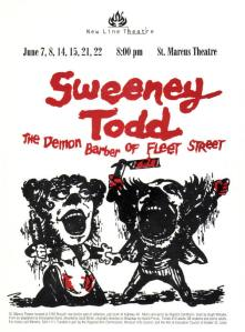You are in for singing, violence, blood, and fabulous hair... AT THE ST. MARCUS THEATER!