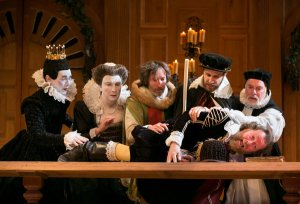 "The Globe's ""Twelfth Night"""