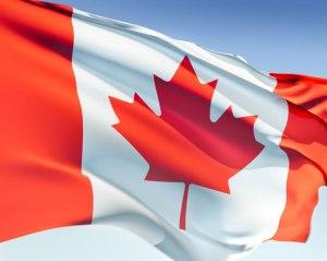 Oy, Canada...