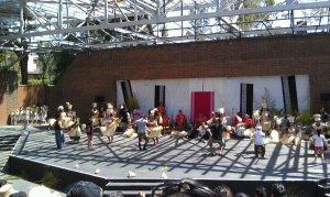 The Festival Amphitheatre in Garden Grove.