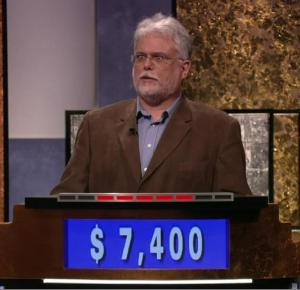 Dave Sikula, not a man to mess with on Jeopardy or on stage