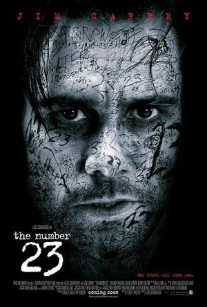The Number 23 has an 8% approval rating on Rotten Tomatoes, in case anyone was wondering.