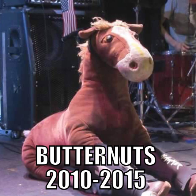This article is dedicated to the Memory of Butternuts