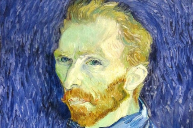 Vincent Van Gogh: Laugh Riot.