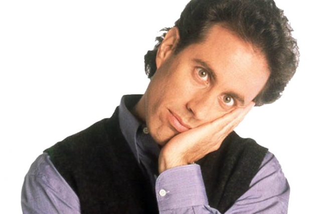 "Jerry Seinfeld writes every single day. He marks off days on a big wall calendar and says his only job becomes ""not breaking the chain"""