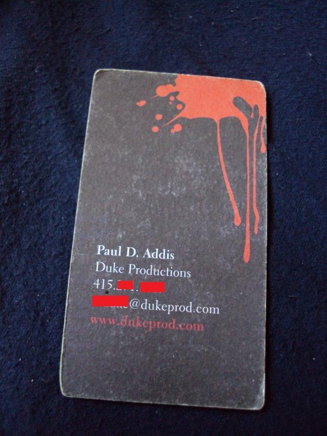 Paul Addis business card (edited)