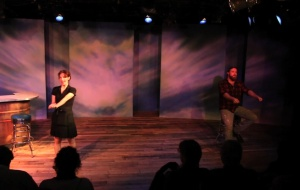 My play Interstate as directed by Janet Bentley.