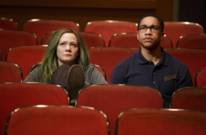 The Flick by Annie Baker. Photo by Joan Marcus.