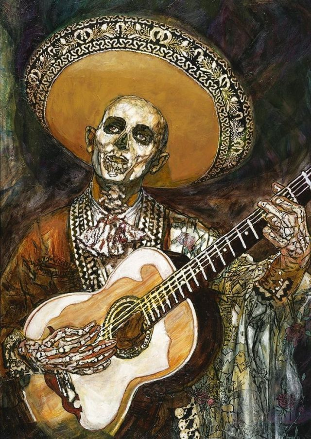 """La Serenata"" by George Yepes"