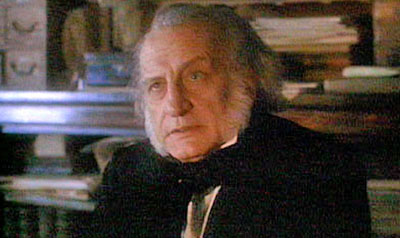 George C. Scott. Best. Scrooge. Ever. (Don't even try to argue it.)