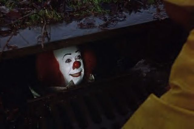 I still don't get why people are scared of clowns?
