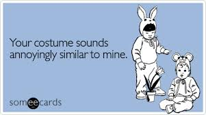 Costume Someecard