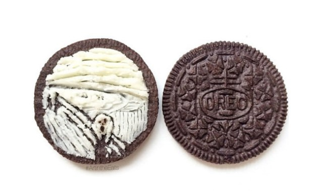 oreo-art-Edvard-Munch-The-Scream