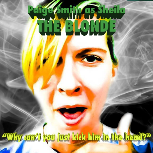 THE BLONDE copy