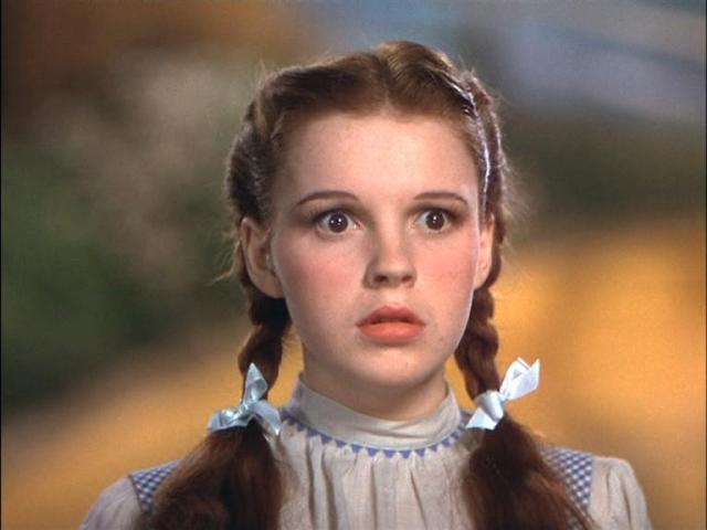 Don't look at me like that, Dorothy. You would have worn the dog dress, too.